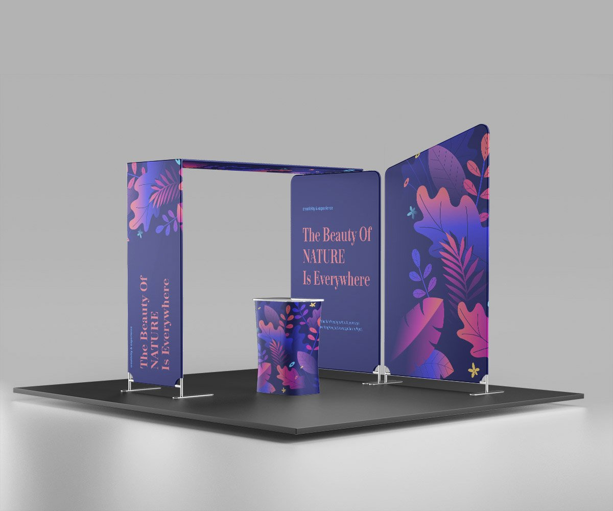Materiales Stands