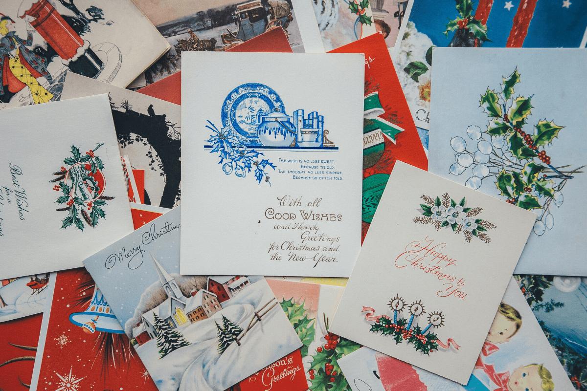 tarjetas felicitación navidad