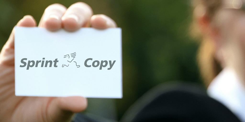impresión de tarjetas de visita