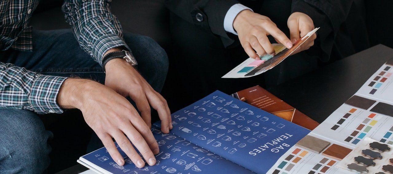 La impresión de catálogos como estrategia comercial
