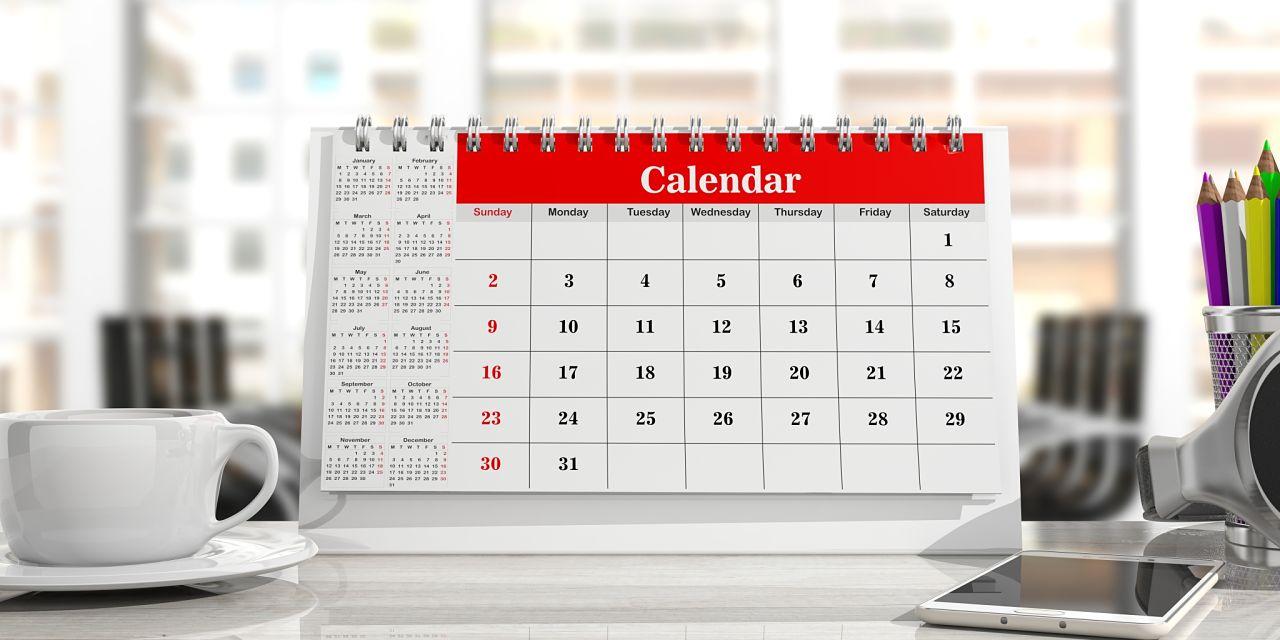 Porque imprimir calendarios personalizados